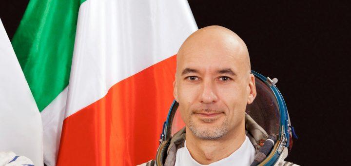 L'astronauta dell'ESA Luca Parmitano. Credit: GCTC